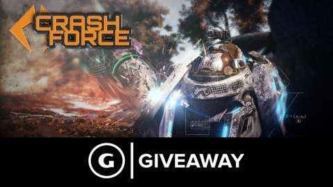 Crash Force Game Code Giveaway (PC Only)