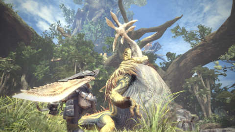 New Monster Hunter: World Trailers Show Off Weapon Types