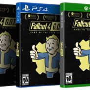 Fallout 4: Game of the Year Edition arrives next month