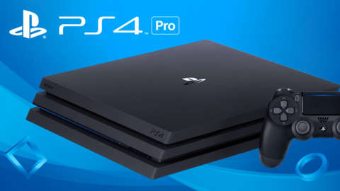 PS4 Pro Drops To $350 At GameStop, Walmart Right Now For Black Friday