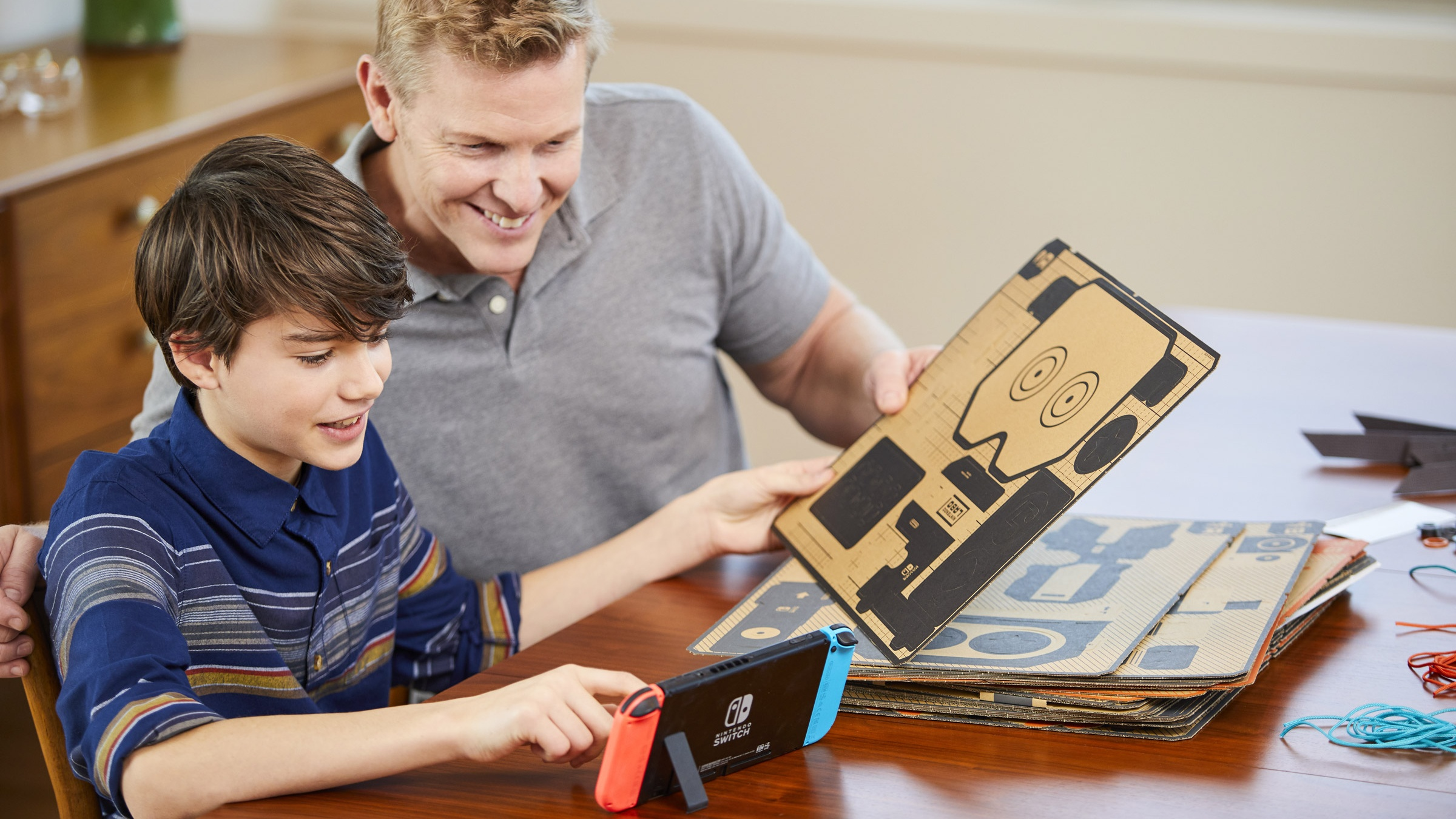 Forget VR and AR, Nintendo Labo puts the future in your hands