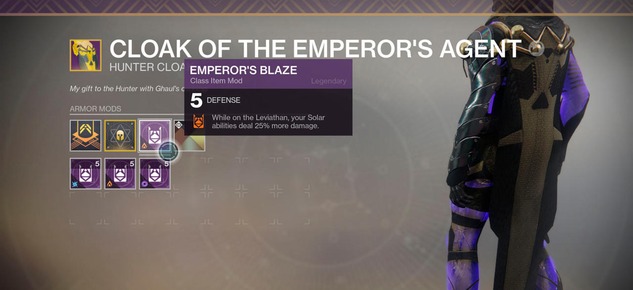 Destiny 2 Raid-Specific Mods And Masterwork Armor Detailed
