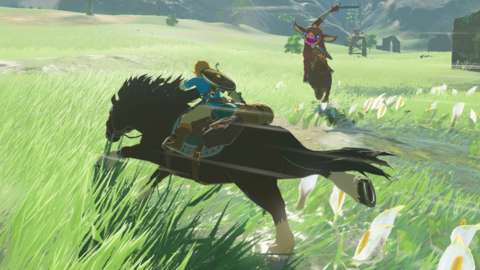 Legend Of Zelda: Breath Of The Wild Wins Game Of The Year At DICE Awards