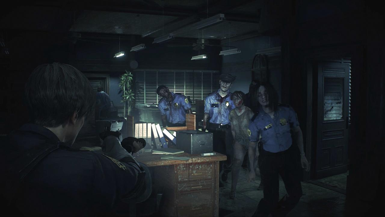 Resident Evil 2 Remake Is Horrifying In New Ways, But It's Still Familiar