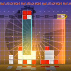 Lumines Remastered: Groove Is In The Heart