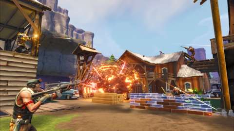 Fortnite Playground LTM Is Going Away Soon, Here's When And Why