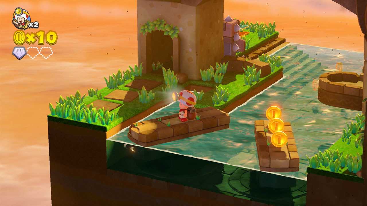 Captain Toad: Treasure Tracker Nintendo Switch Review: Time For Adventure