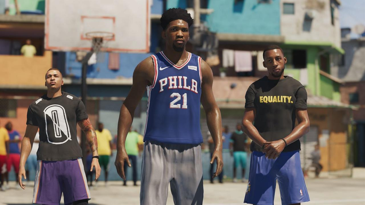 NBA Live 19 Review — Dribbling Forward