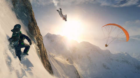 Ubisoft's Extreme Sports Game Steep Adding X-Games DLC, '90s Filter