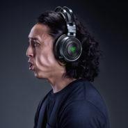 Razer's new Nari Ultimate gaming headset features 'lifelike' haptic feedback