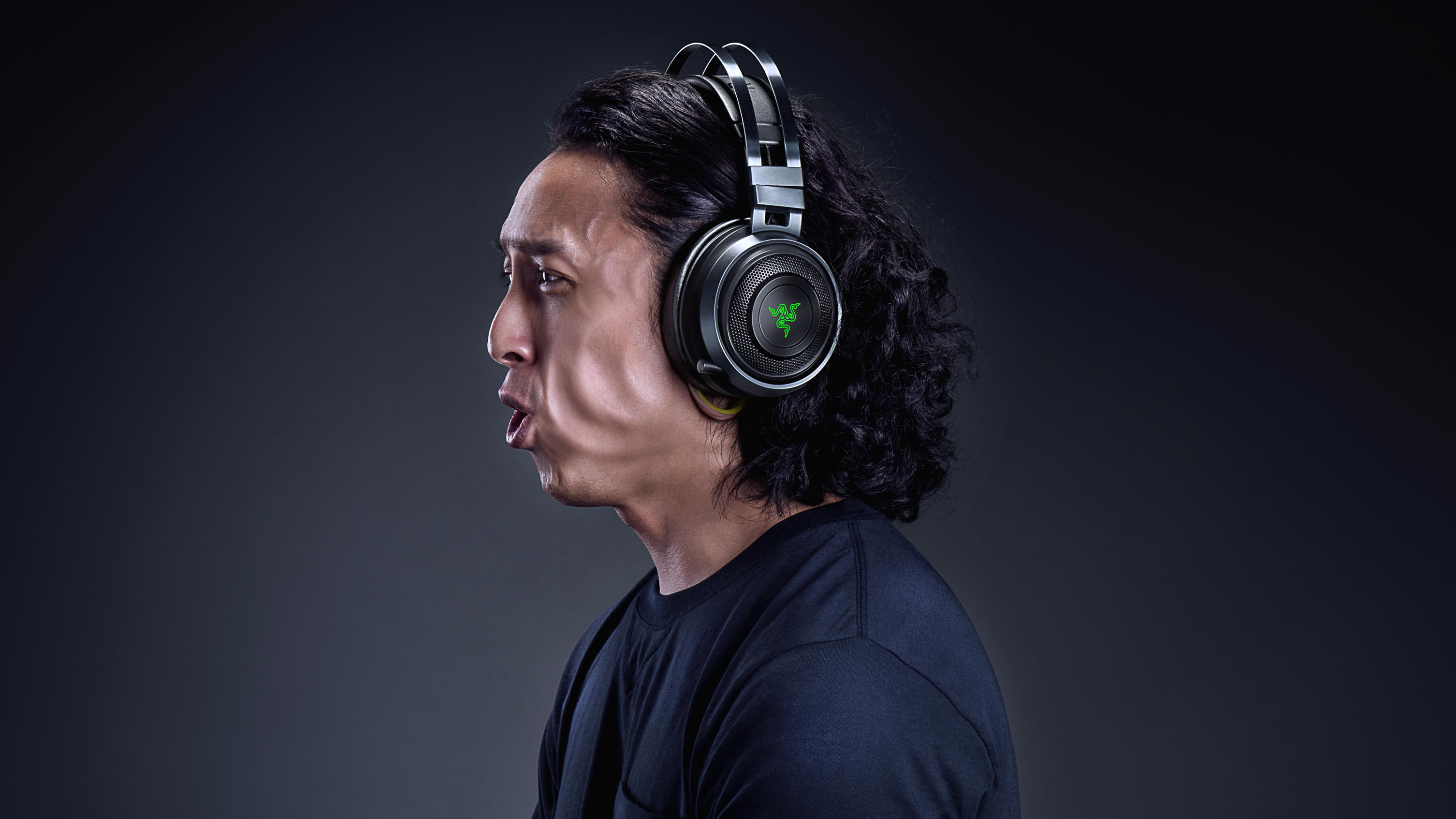 Razer's new Nari Ultimate gaming headset features 'lifelike' haptic feedback
