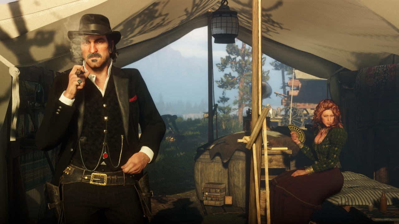 Red Dead Redemption 2: How Morality Works