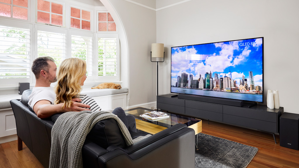 Samsung's QLED 8K TVs available in Australia starting next month