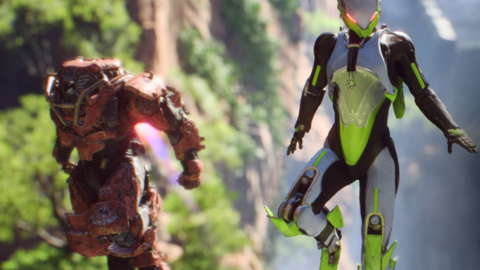 Anthem Delays A Lot Of Anticipated Content