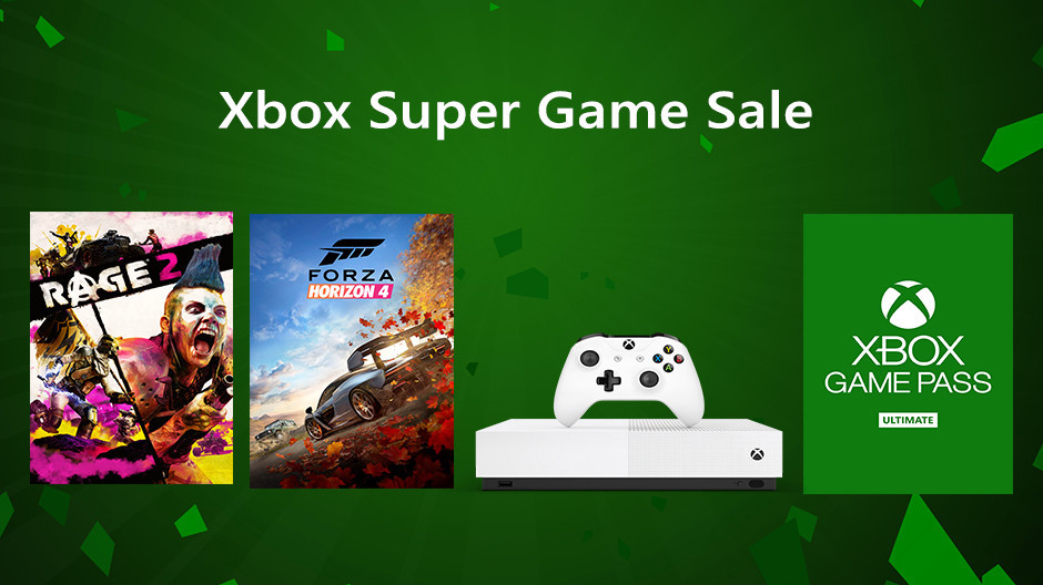 Huge Xbox Super Sale Begins, Offers 700+ Deals On Games And DLC