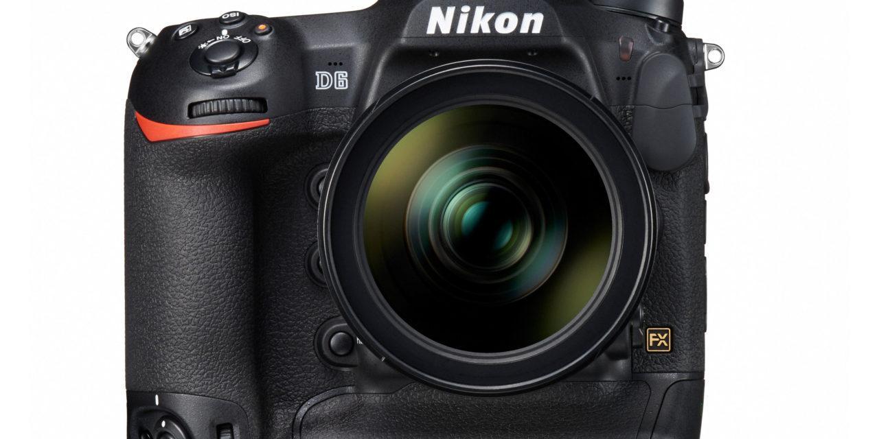 Finally! Nikon D6 confirmed as being in development
