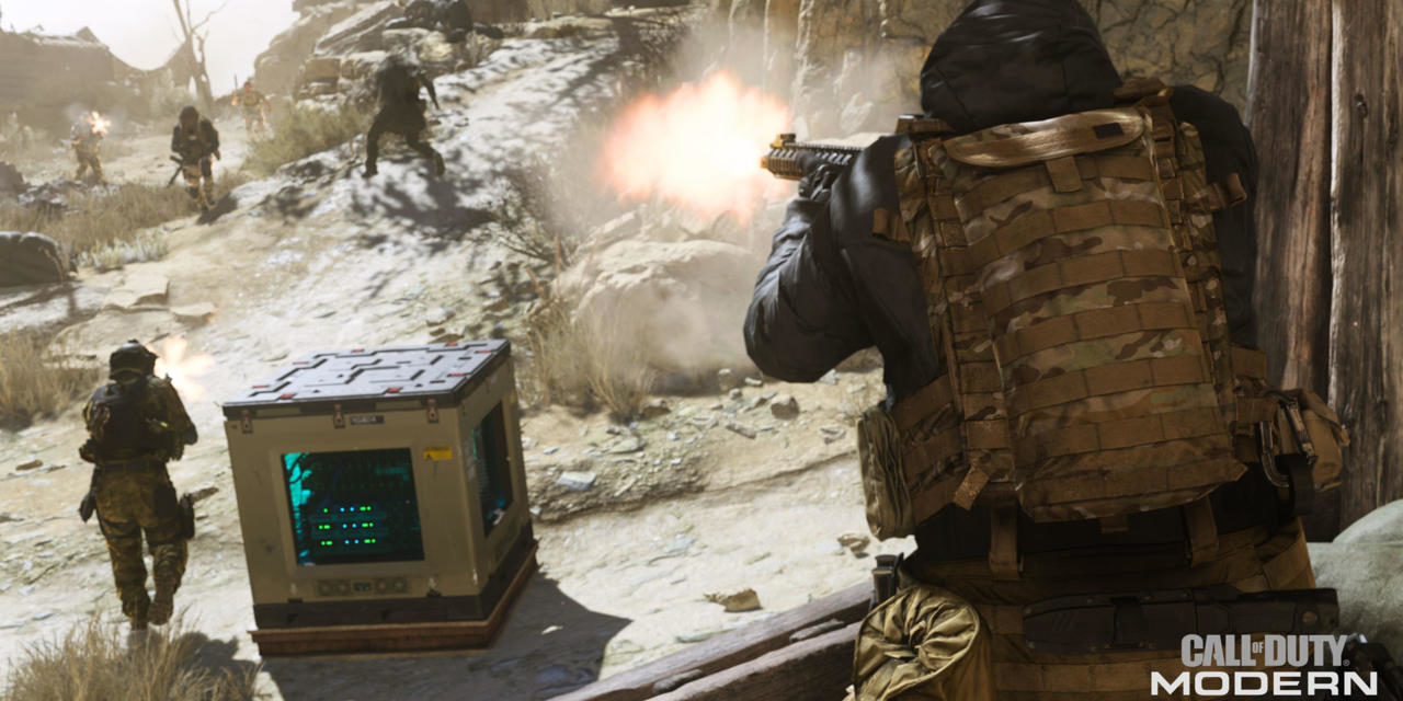 Modern Warfare Is Making A Huge Change To How DLC Maps Are Released