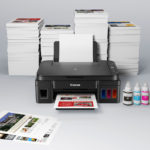 Need a printer that can go the distance? Choose Canon Endurance