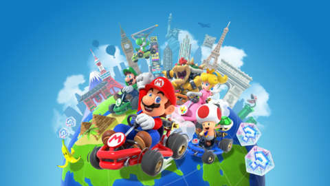 Mario Kart Tour Now Lets You Switch Between Steering And Drifting Mid-Race