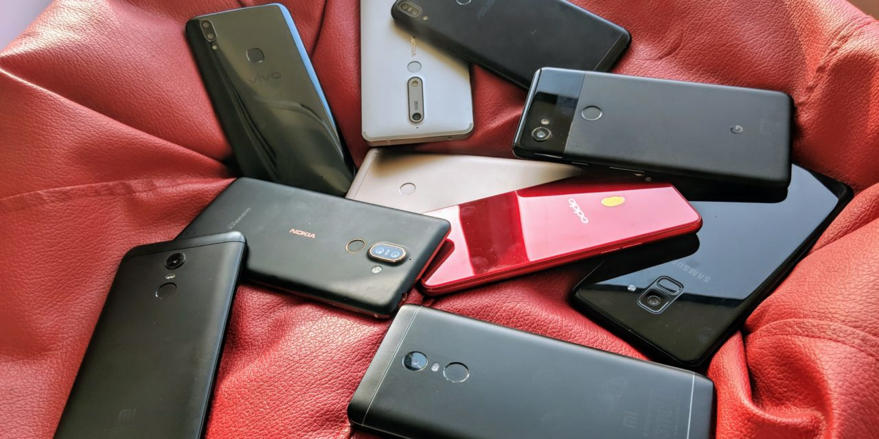 Korean smartphone vendors lead 5G  market share compared to Chinese rivals