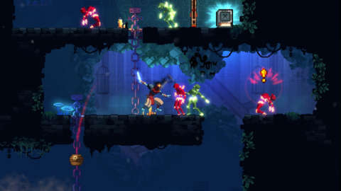 Dead Cells' Legacy Update Brings Back Previous Game Builds