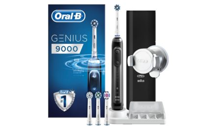 Amazing Amazon deal knocks 55% off the Oral-B Genius 9000 electric toothbrush