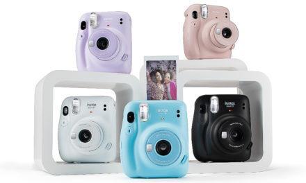 Fujifilm's new Instax Mini 11 perfects the art of close-up selfies