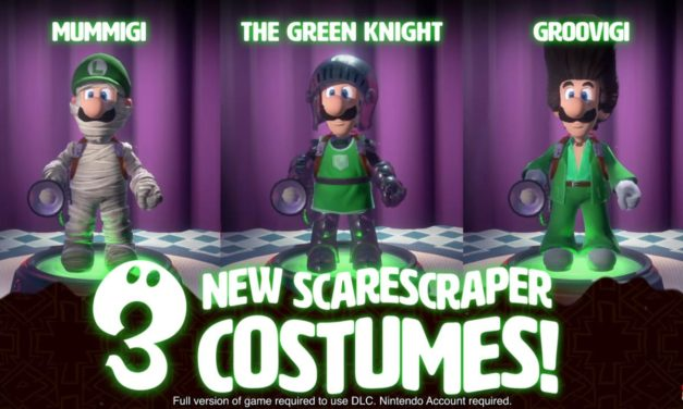 Luigi's Mansion 3 Gets Substantial Update Alongside Multiplayer DLC