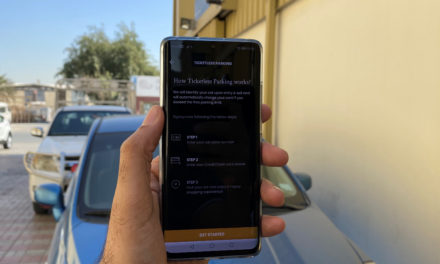 Say goodbye to paper parking tickets at Mall of the Emirates thanks to its mobile app