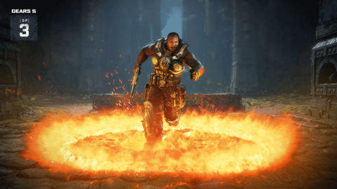 Gears 5 Adds A New Gridiron Mode, Characters, And Maps In Operation 3