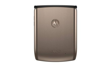 Motorola Razr now available in gold colour on Flipkart