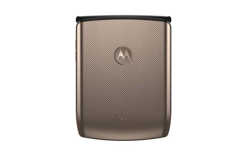 Motorola Razr now available in gold colour on Flipkart
