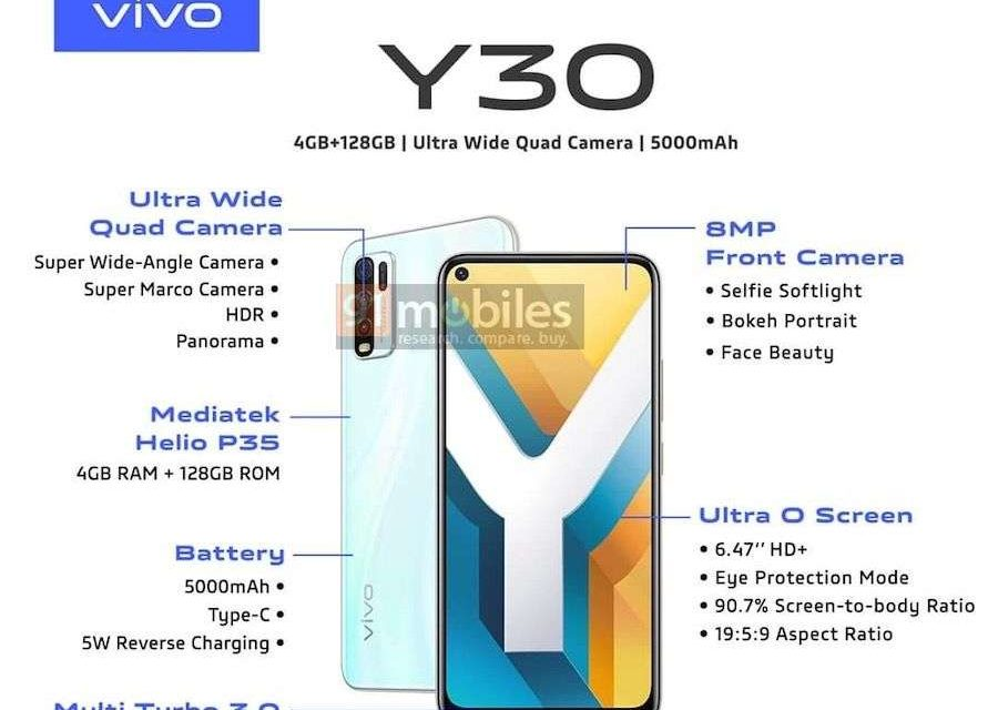 Vivo Y30 and Y50 to launch in India soon, price hinted