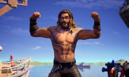 Fortnite Season 3–Jason Momoa's Aquaman Joins The Battle Pass