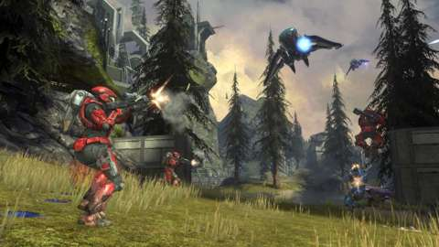 Halo: Reach's Noble Map Pack Is Now Free