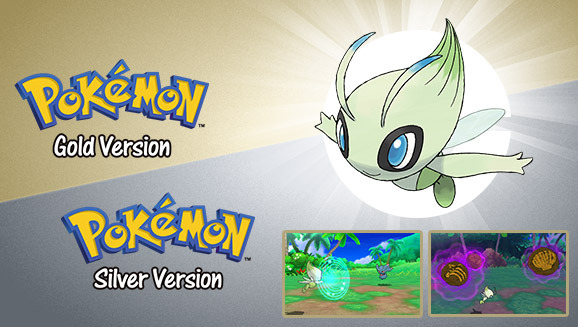 Here's How To Get Your Free Celebi In Pokemon Sun And Moon