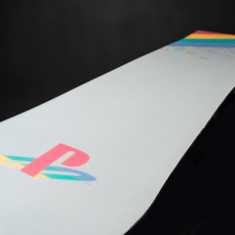 You Can Now Buy An Actual PlayStation-Themed Snowboard