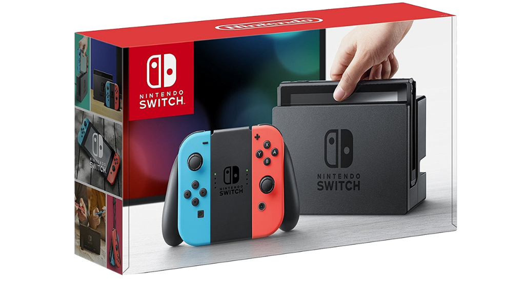 Nintendo Switch is now the fastest-selling video game console in US history