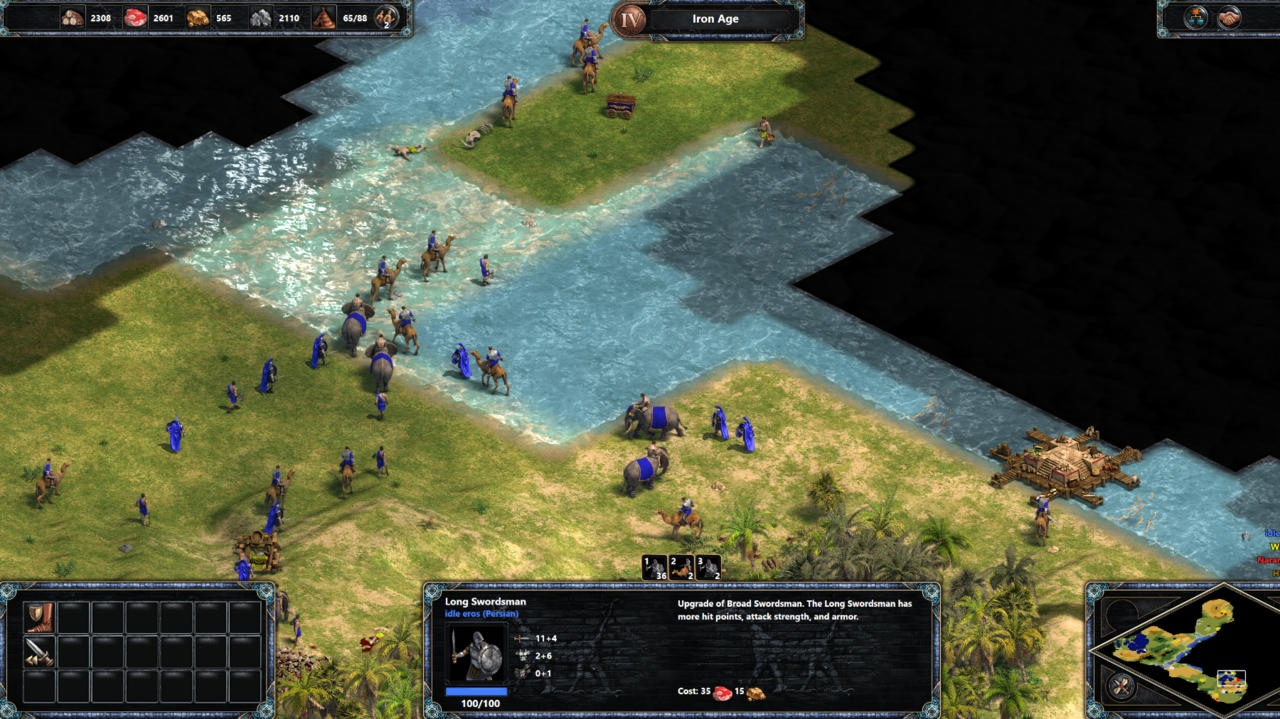 Age Of Empires: Definitive Edition Review: Antique Revival