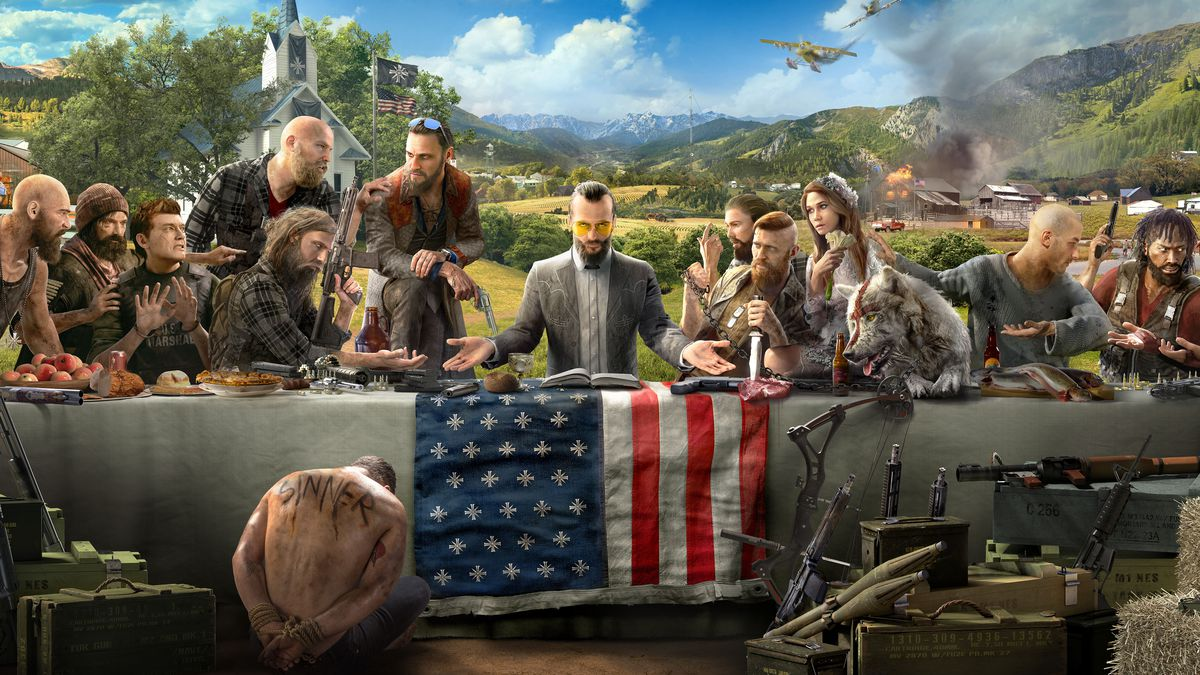 The best Far Cry 5 PS4, Xbox One and PC prices