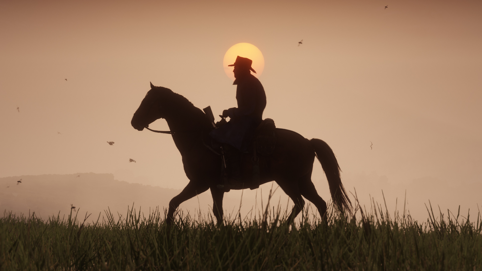 Red Dead Redemption 2 gameplay trailer shows off terrains, deeper interactions and camps