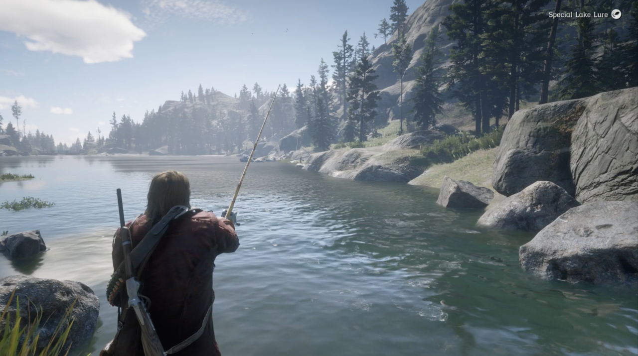 Red Dead Redemption 2 Guide: How To Fish And Where To Find The Legendaries