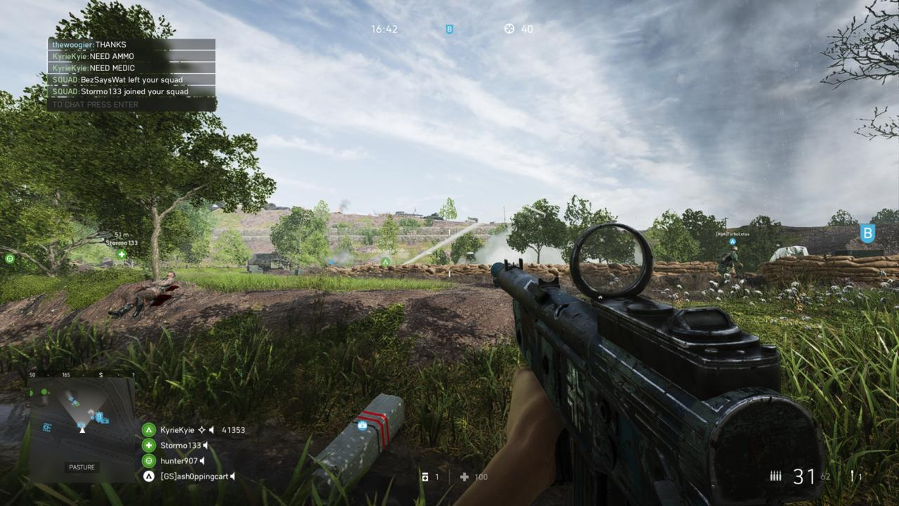 Battlefield 5 Review In Progress – On The Front Lines