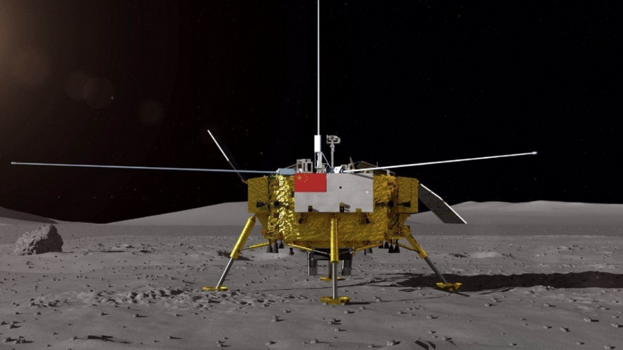 How to watch live online as China attempts to land on the Moon