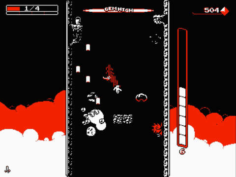 Downwell Review – Polished Boots
