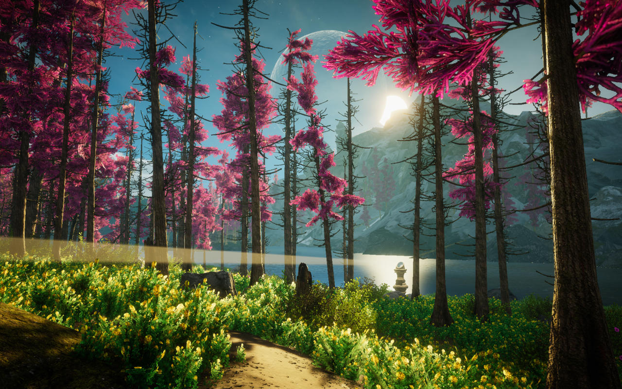 Eastshade Review – Brushing Up