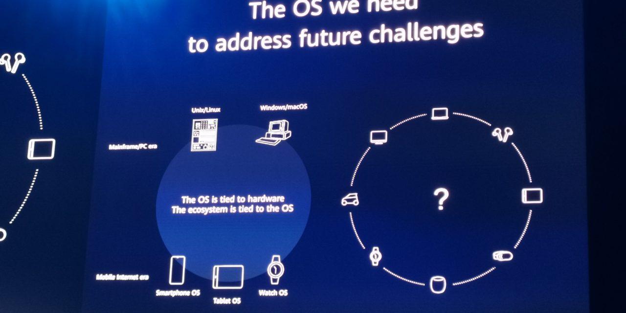 Huawei's HarmonyOS to attain 2% smartphone market share in 2020