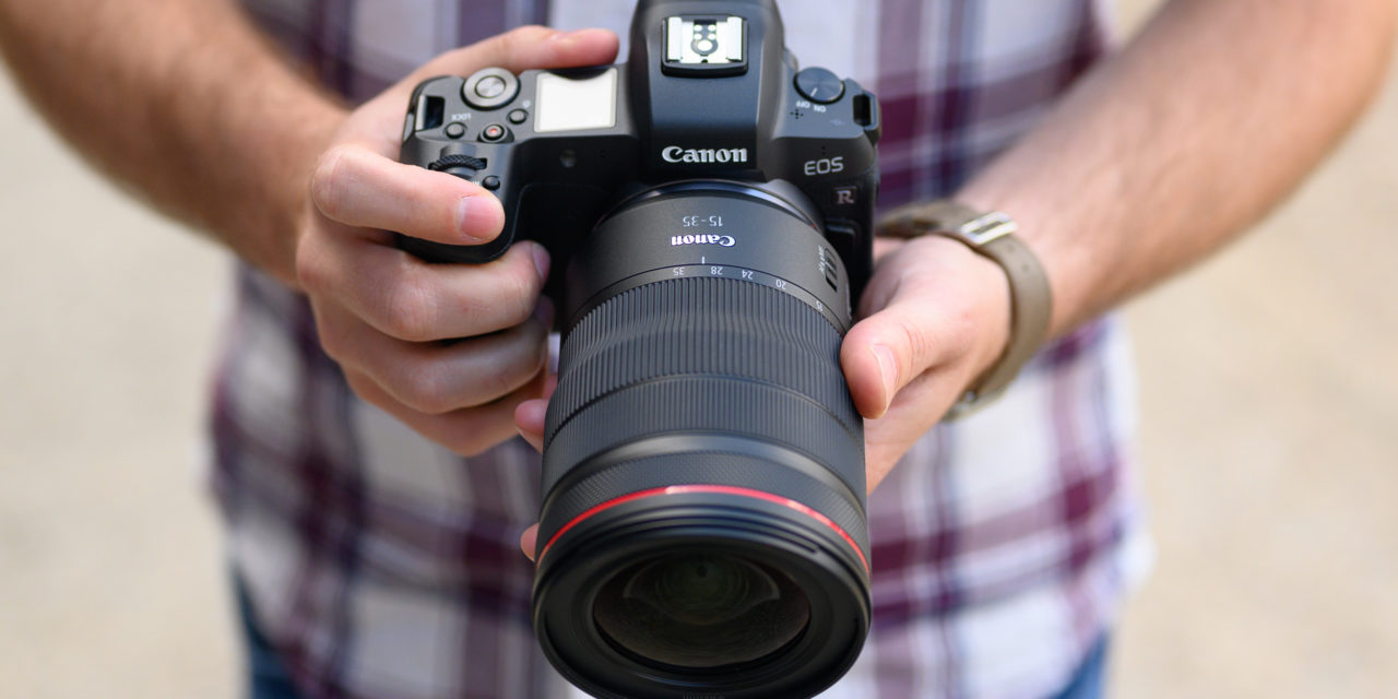 Canon finally makes the RF 15-35mm f/2.8L IS USM official