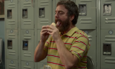 First Trailer For The Between Two Ferns Movie Looks As Absurd As You'd Expect