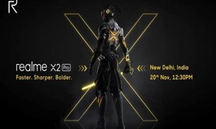 Flagship Realme X2 Pro to launch in India on November 20
